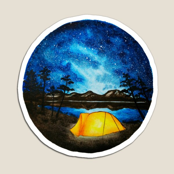 Enjoy the Outdoors Magnet