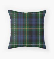 Campbell of Argyll Clan/Family Tartan  Throw Pillow