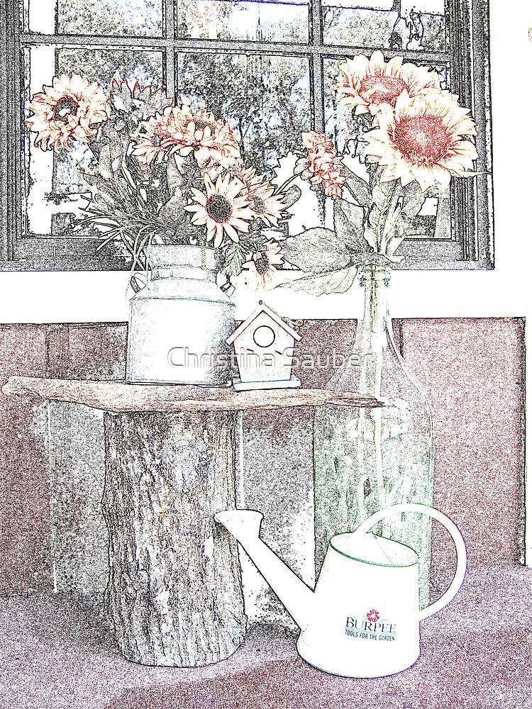 Sunny Spot by Christina Sauber
