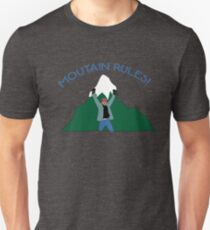It's Always Sunny- Mountain Rules  T-Shirt