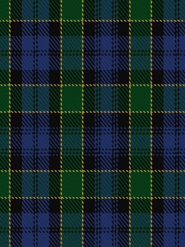 Campbell of Breadalbane Clan/Family Tartan  by Detnecs2013