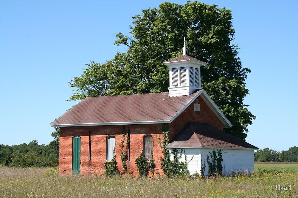 Old School Gone... by lilkarl