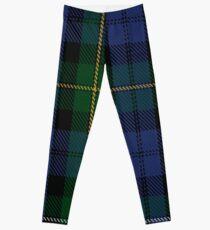 Campbell of Loudoun Clan/Family Tartan  Leggings