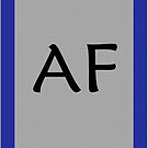 ____ A.F. by whomb