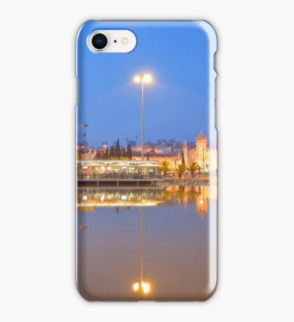 """espelho d'água"" iPhone Case/Skin"