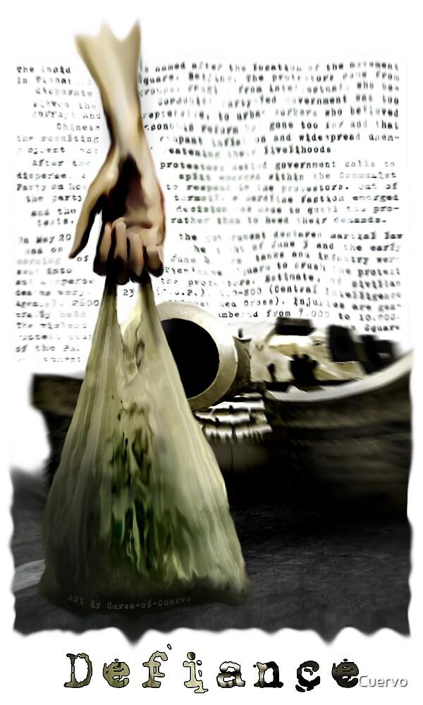 Defiance by Cuervo