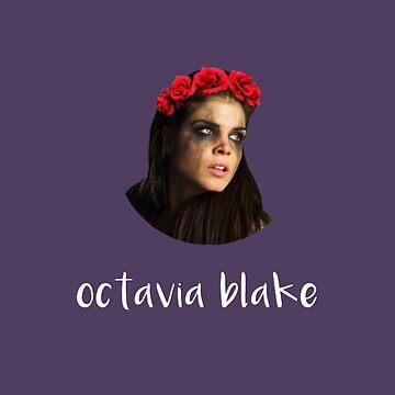 Octavia Blake by NoniRose