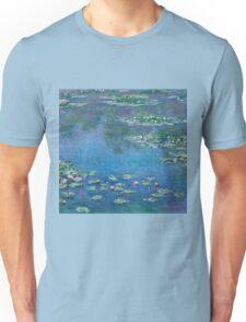 Claude Monet - Water Lilies 1906 Unisex T-Shirt
