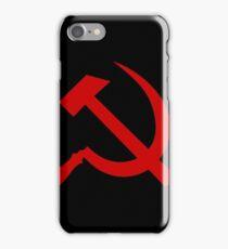 Communist Hammer And Sickle iPhone Case/Skin