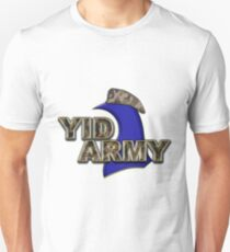 The Yid Army - Tottenham's Faithful Fans Unisex T-Shirt