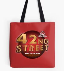 The Regals - 42ND STREET Tote Bag
