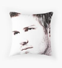 Andy Lloyd Throw Pillow