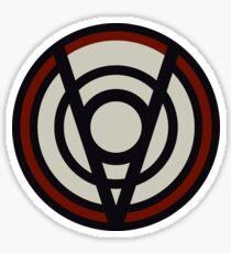 C1-10P Infiltrator Dome Logo Sticker