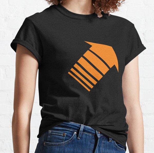 Orange arrow Classic T-Shirt