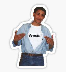 #RESIST Sticker