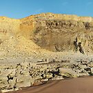 Cliffall Panorama - Nash Point, Wales by Biscuitboss