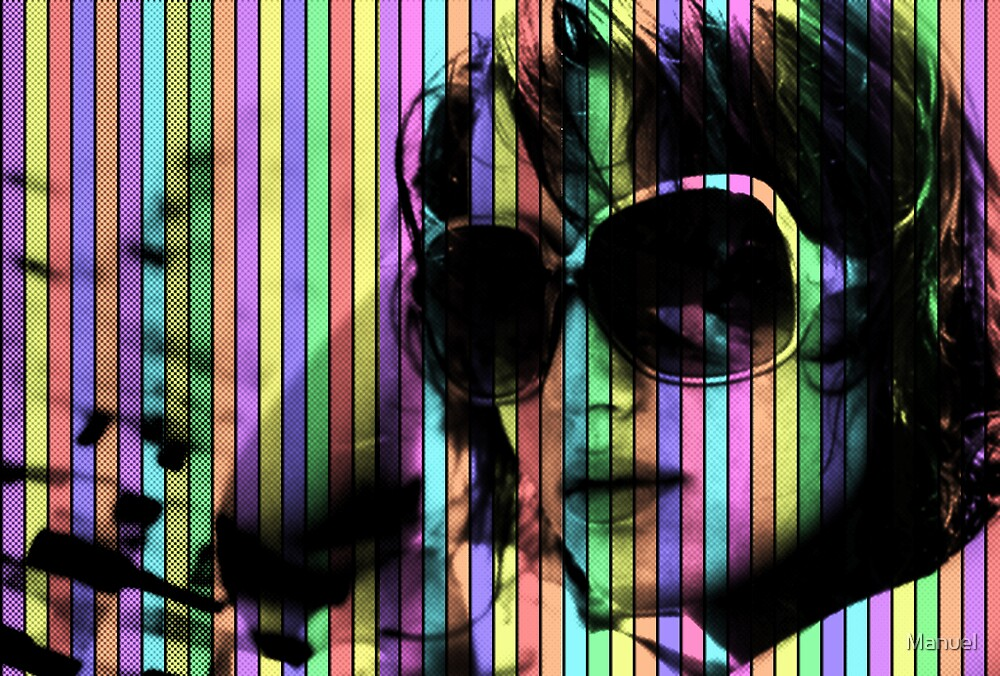Technicolor Girl by Manuel