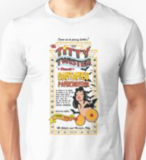 From Dusk Till Dawn - White Aztec Extended Flyer T-Shirt