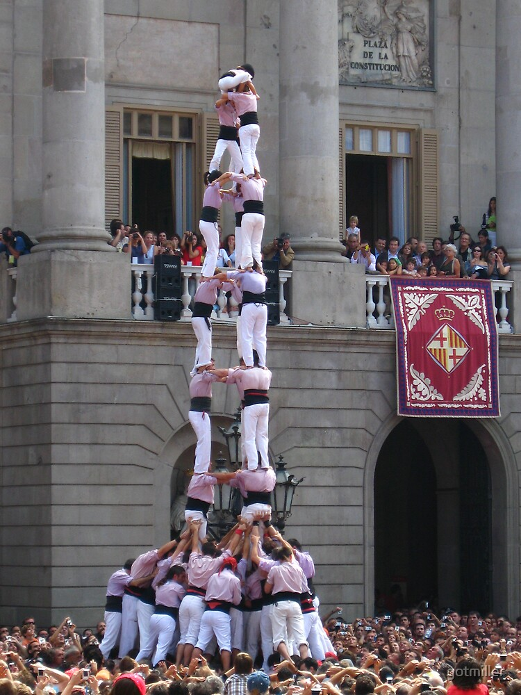 Human Tower by gotmiller