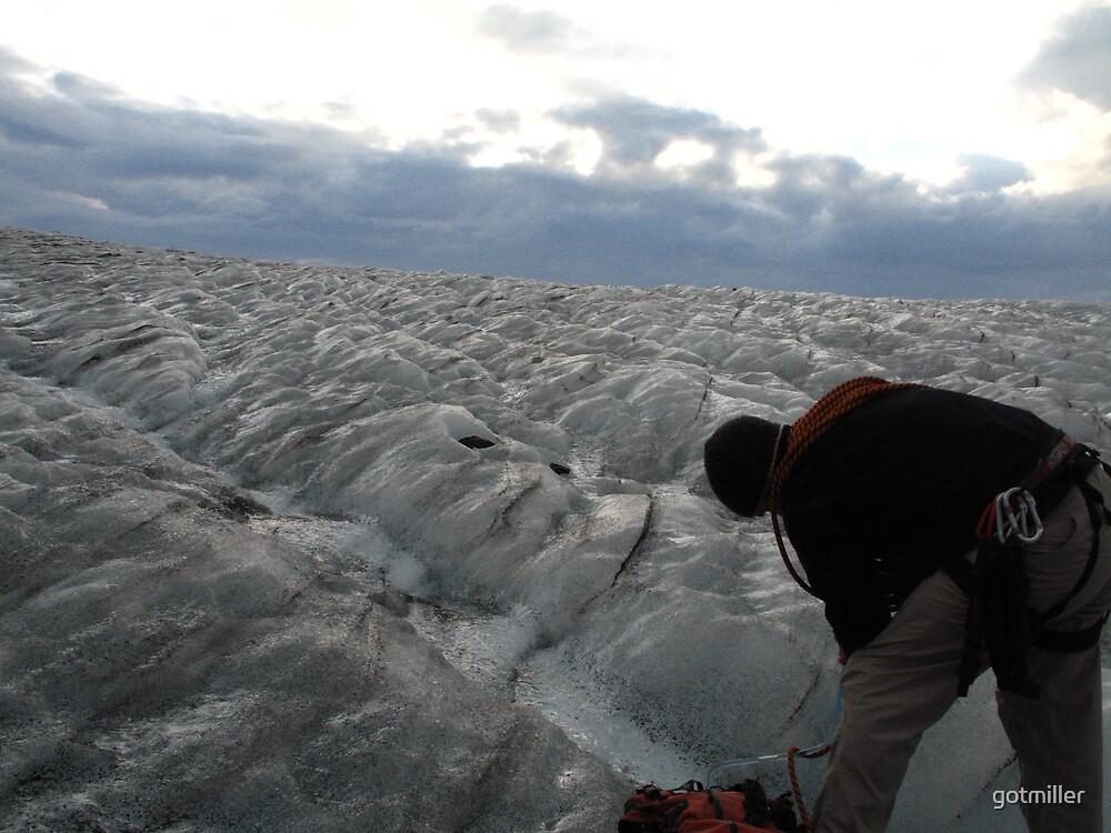 Ice Field by gotmiller