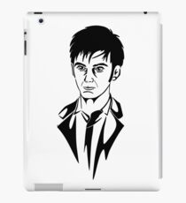 10th Doctor iPad Case/Skin
