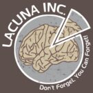 Lacuna Inc. logo from Eternal Sunshine of the Spotless Mind by Adho1982