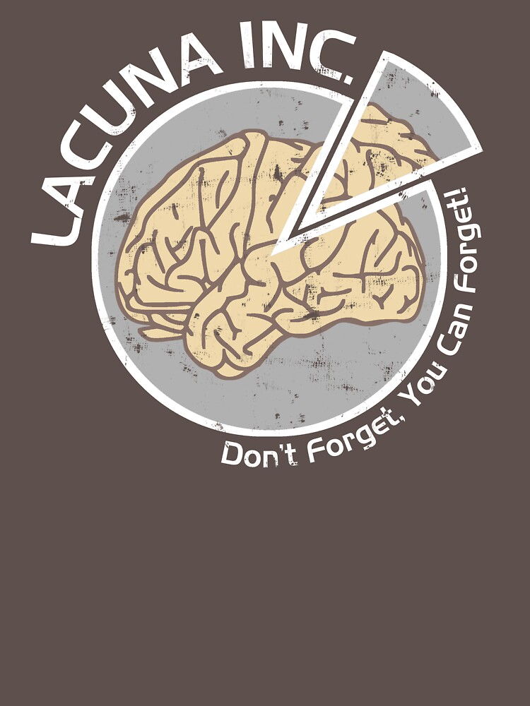 Lacuna Inc. logo from Eternal Sunshine of the Spotless Mind | Unisex T-Shirt