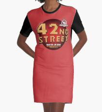 The Regals - 42ND STREET Graphic T-Shirt Dress