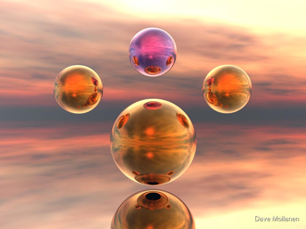 Gravity by Dave Moilanen