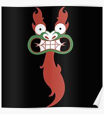 The Demon Aku Poster