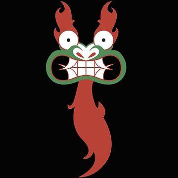 The Demon Aku by ozanthekill