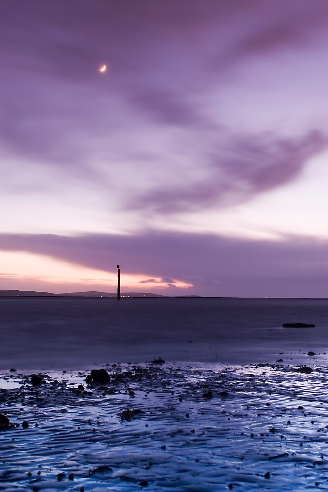 Leep Sunset by Alex Clark