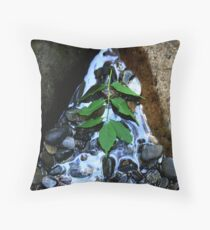 Left Throw Pillow