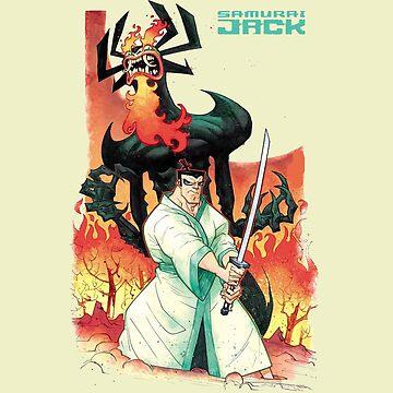Samurai Jack Series by ozanthekill