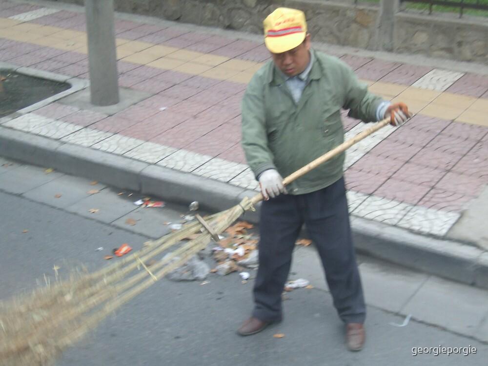 Street Sweeper by georgieporgie