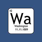 Washington Element von JCDesignsUK
