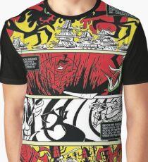 Samurai Jack Stories Graphic T-Shirt