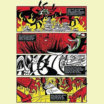 Samurai Jack Stories by ozanthekill