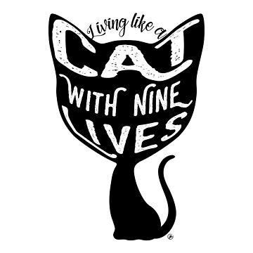 Cat with Nine Lives by Frejasphere