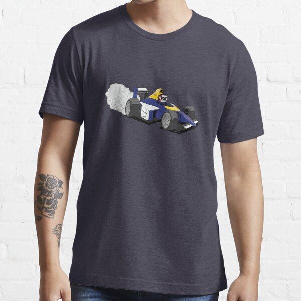 Nigel in the Williams Essential T-Shirt