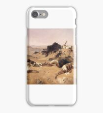 Eugene Fromentin (), Le Pays de la soif (Country of thirst), about  iPhone Case/Skin