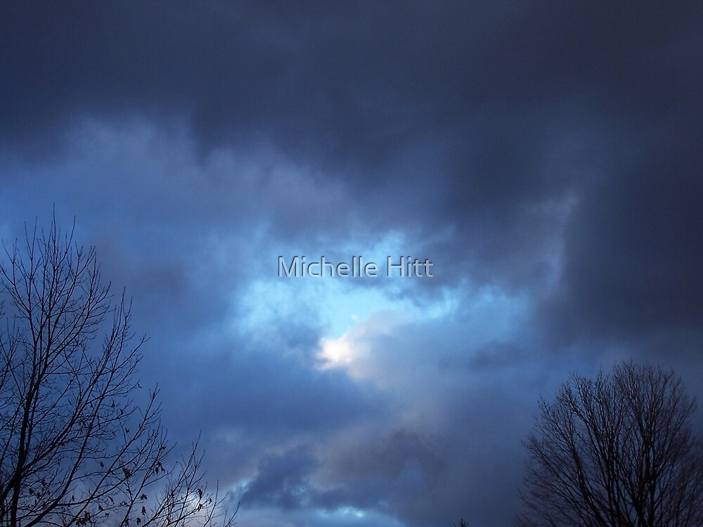 Hole in the Sky by Michelle Hitt