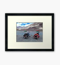 Bikers Framed Print