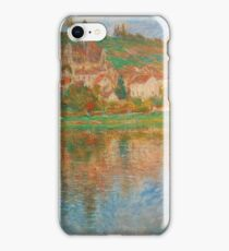 Claude Monet - Vetheuil (1901) iPhone Case/Skin