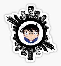detective conan Sticker