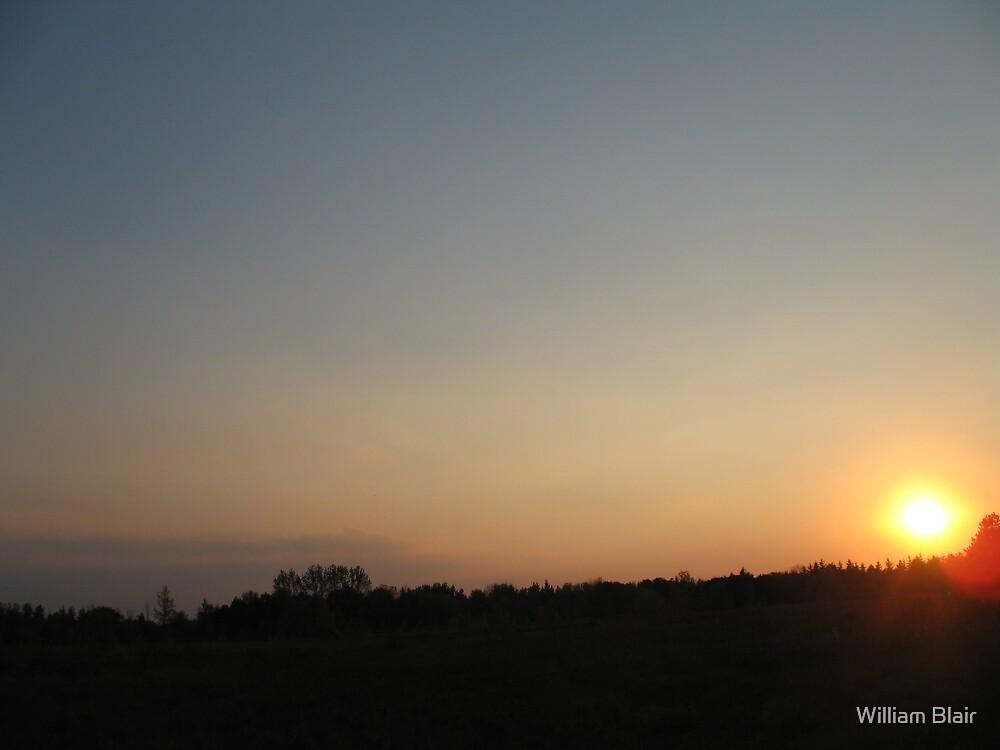 Golden Sky 2 by William Blair