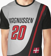 F1 2017 - #20 Magnussen [2016 style] Graphic T-Shirt