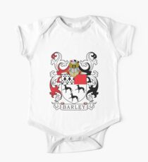 Barley Coat of Arms One Piece - Short Sleeve