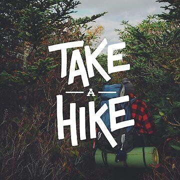 Take A Hike by ZekeTucker