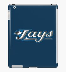 toronto blue jays baseball iPad Case/Skin